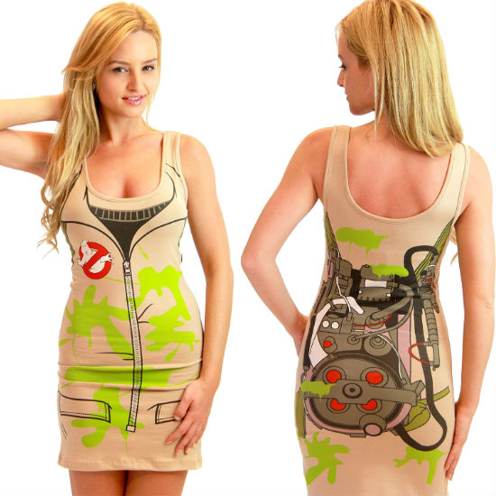 Ghostbusters dress