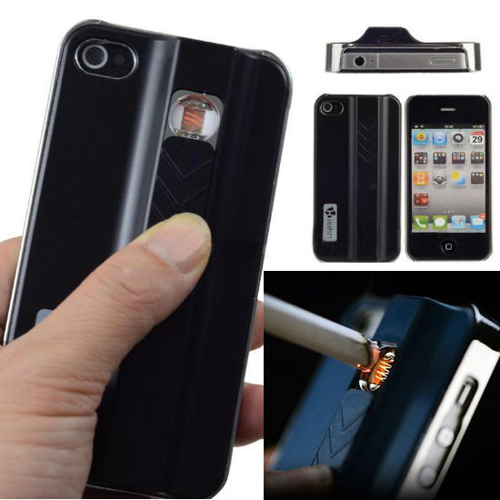 Gigarette Lighter iPhone Case