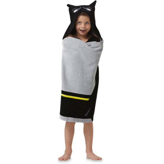 Hooded Batman Towel