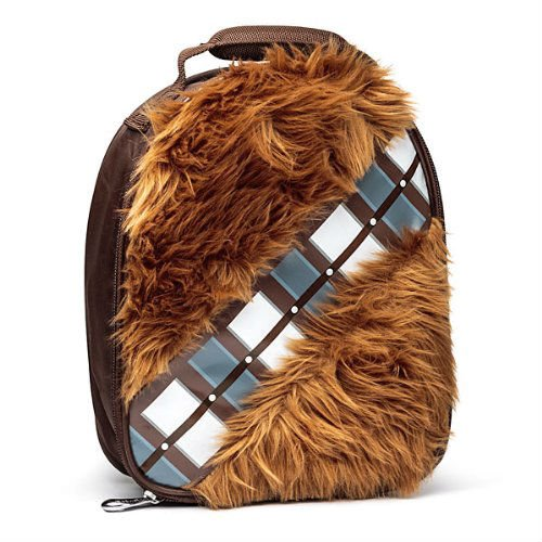 chewbacca lunch bag