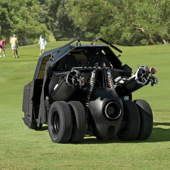 gotham golf cart
