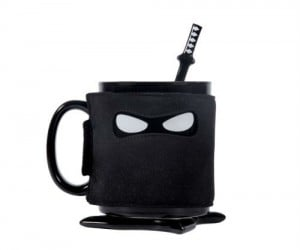 Ninja Mug - HURRY!  Buy the Ninja Mug now before it DISAPPEARS!