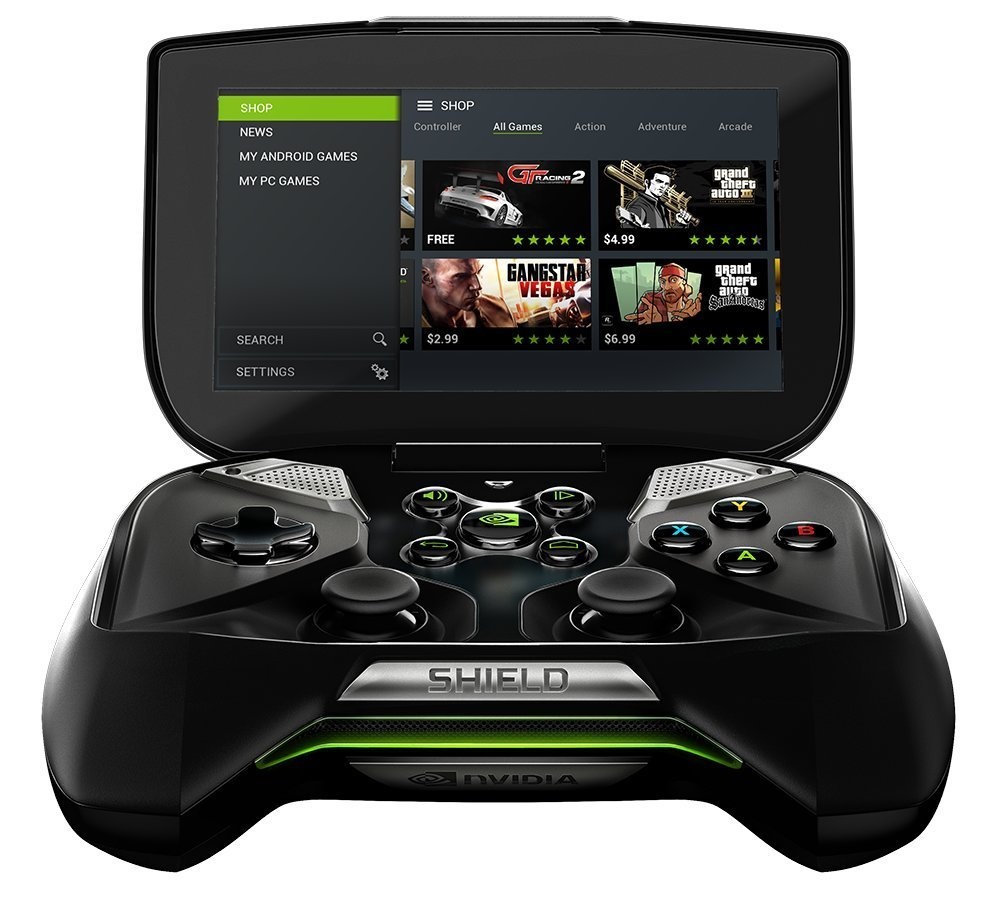 nvidia shield gaming portable nvidia shield gaming portable shut up and take my money. Black Bedroom Furniture Sets. Home Design Ideas