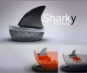 Shark Tea Infuser – It's fintastic!