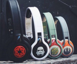 Star Wars Headphones – Star Wars swag for the audiophile