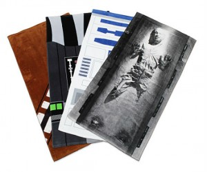 Star Wars Towels – On a nice warm in a galaxy far far away…
