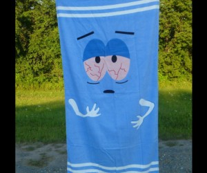 South Park Towelie Towel – Don't forget to bring a towel!