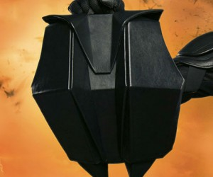 Batman Replica Backpack – Perfect for bat loving motorcyclists!