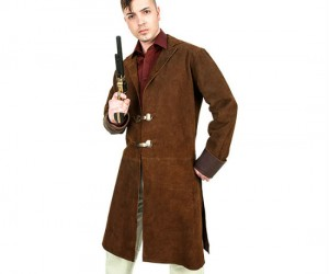 Firefly Brown Coat Replica – The ultimate browncoat for browncoats!