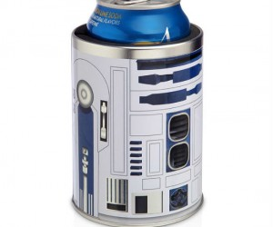 Star Wars R2D2 Can Cooler - Astromech powers activate! Form of… a can cooler!