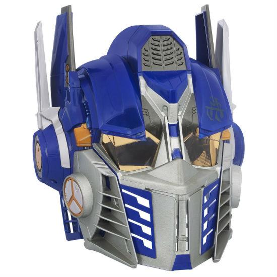 transformer helmet