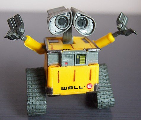 wall e action figure