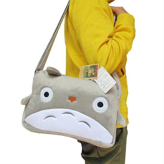 my neighbor totoro plush purse