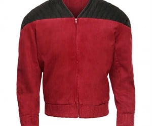 Look as professional as a starship captain in a replica of Picard's jacket!