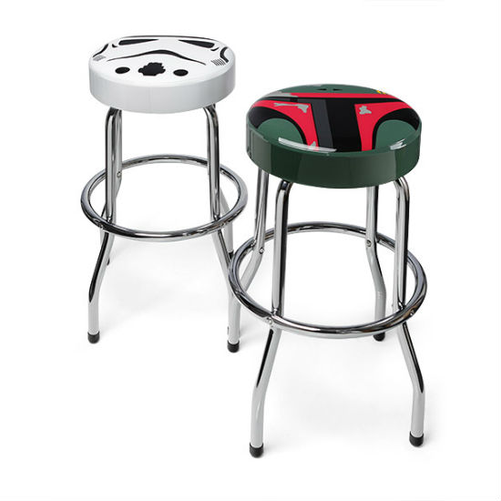star wars barstool set