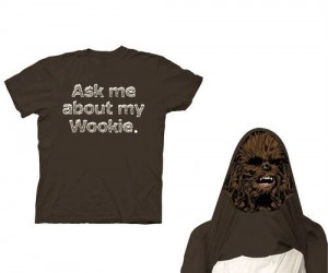 There's a lil' wookie in all of us