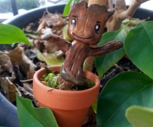 Baby Groot Figurine – I am baby groot!