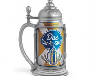 Das Can-In-Stein – You can't go wrong with a classed up Pabst looking stein!