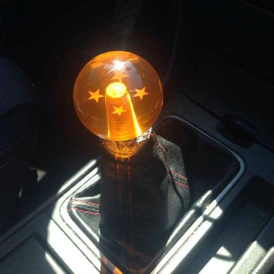dragon ball shift knob