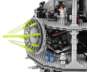 Star Wars Lego Death Star – Build your very own death star! (And try not to destroy it)