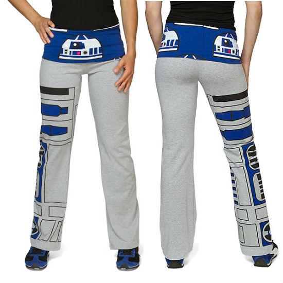 r2d2 yoga pants