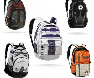 Star Wars Backpacks – In a classroom far far away…