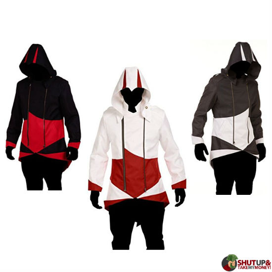 assassins creed hoodies