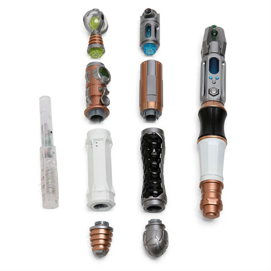 build your own sonic screwdriver set
