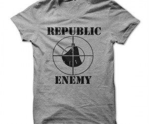 Star Wars Republic Enemy Tee – Fight the (rebel) power!