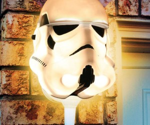 Stormtroopers are made to guard front doors!