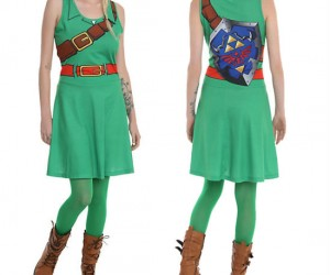 Legend of Zelda Costume Dress – A must have this Hyrule fall season!