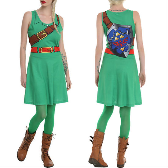 Legend Of Zelda Link Costume Dress Shut Up And Take My Money