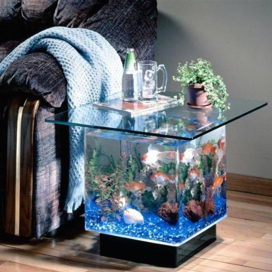 Aquarium End Table Shut Up And Take My Money