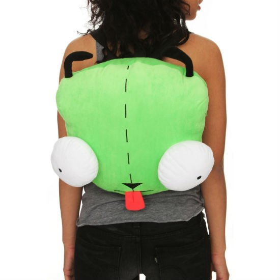invader zim backpack