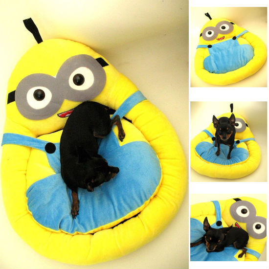 Minion Pet Bed