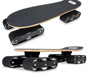 If you want a skateboard built like a tank then this is the one for you!