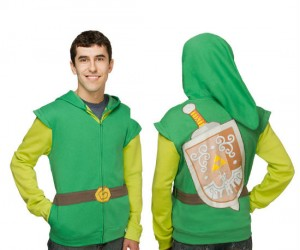 Legend of Zelda Link Hoodie – Shut up and take my rupees!