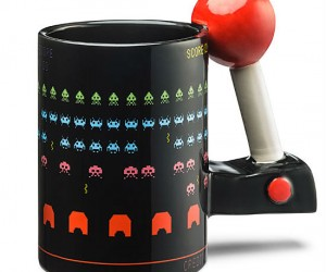 The perfect gift for the retro gamer that enjoys his coffee!