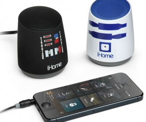 These little droids can produce some big sound!