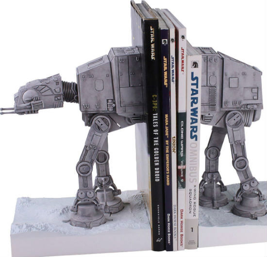 geeky-gift-ideas-atat-bookends