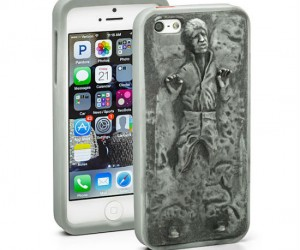 Han in carbonite iPhone Case – Protect your phone with carbonite!