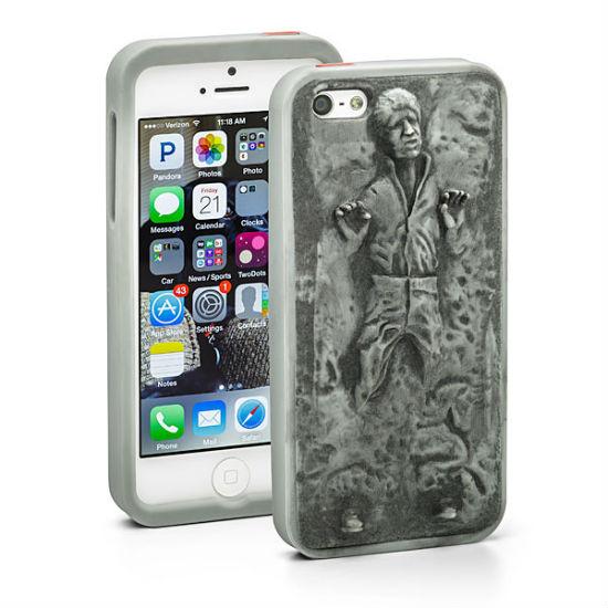 han in carbonite iphone case