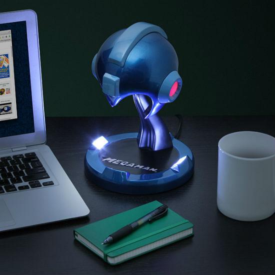 Mega Man Helmet Desk Lamp Shut Up And Take My Money