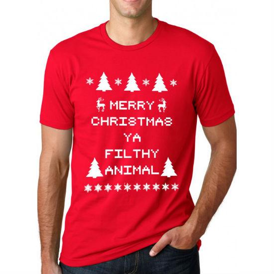 merry-christmas-ya-filthy-animal-tee