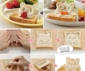 Give your toast a little dimension, and character!