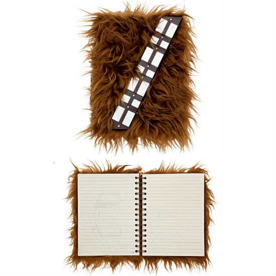 star wars chewbacca journal