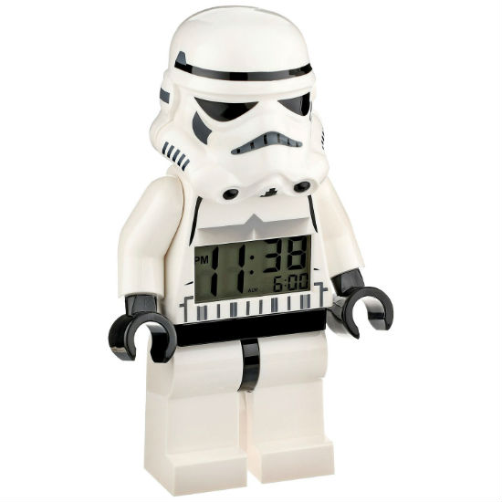 stormtrooper alarm clock the ultimate gift guide for star wars fans 28 geektastic
