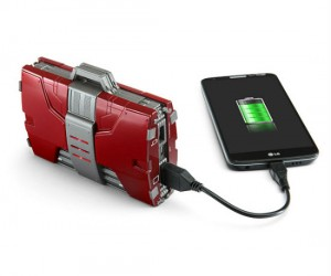 Iron Man Fuel Cell – Ever wondered how Tony Stark charges his mobile device?