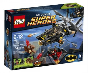Lego Batman Set – It's up to you help Lego Batman protect Lego Gotham!
