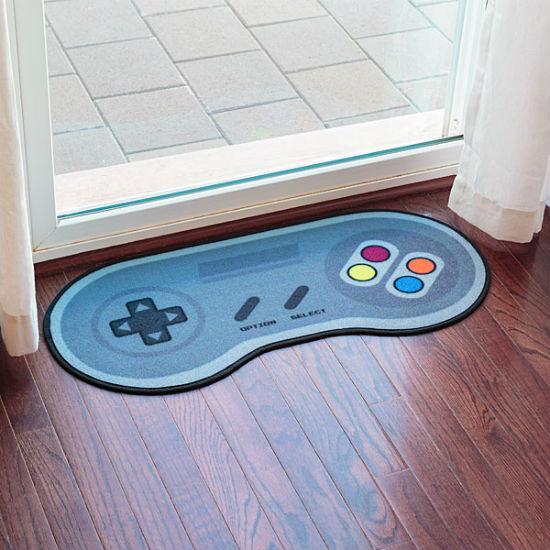 snes controller doormat